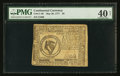 Colonial Notes:Continental Congress Issues, Continental Currency May 20, 1777 $8 PMG Extremely Fine 40 Net.....