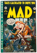 Golden Age (1938-1955):Humor, Mad #5 (EC, 1953) Condition: Apparent FN+....