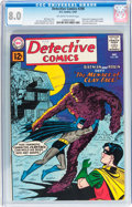 Silver Age (1956-1969):Superhero, Detective Comics #298 (DC, 1961) CGC VF 8.0 Off-white to white pages....