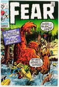 Bronze Age (1970-1979):Horror, Fear #1 (Marvel, 1970) Condition: VF/NM....
