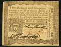 Colonial Notes:Pennsylvania, Pennsylvania April 3, 1772 2s 6d New.. ...