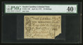 Colonial Notes:South Carolina, South Carolina April 10, 1778 10s PMG Extremely Fine 40 Net.. ...