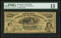 Obsoletes By State:Arkansas, Little Rock, AR - Little Rock Certificate of Indebtedness $1 Dec. 10, 1872. ...