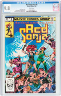Modern Age (1980-Present):Miscellaneous, Red Sonja V2#2 (Marvel, 1983) CGC NM/MT 9.8 White pages....