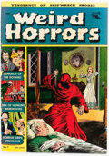 Golden Age (1938-1955):Horror, Weird Horrors #1 (St. John, 1952) Condition: VG+....