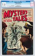 Silver Age (1956-1969):Mystery, Mystery Tales #38 (Atlas, 1956) CGC FN/VF 7.0 Cream to off-whitepages....
