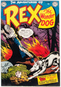Golden Age (1938-1955):Miscellaneous, Adventures of Rex the Wonder Dog #1 (DC, 1952) Condition: Apparent FN-....