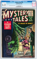 Golden Age (1938-1955):Horror, Mystery Tales #35 (Atlas, 1955) CGC FN 6.0 Cream to off-whitepages....
