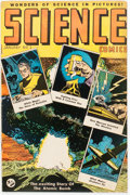 Golden Age (1938-1955):Science Fiction, Science Comics #1 (Ace, 1946) Condition: FN-....