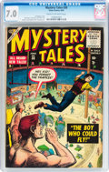 Golden Age (1938-1955):Horror, Mystery Tales #30 (Atlas, 1955) CGC FN/VF 7.0 Cream to off-whitepages....