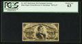 Fractional Currency:Third Issue, Fr. 1297 25¢ Third Issue PCGS Choice New 63.. ...
