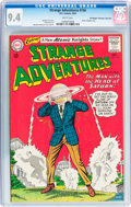 Silver Age (1956-1969):Science Fiction, Strange Adventures #156 Don/Maggie Thompson Collection pedigree (DC, 1963) CGC NM 9.4 White pages....