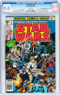 Bronze Age (1970-1979):Science Fiction, Star Wars #2 Don/Maggie Thompson Collection pedigree (Marvel, 1977) CGC NM 9.4 White pages....