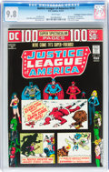 Justice League of America #110 Don/Maggie Thompson Collection pedigree (DC, 1974) CGC NM/MT 9.8 White pages