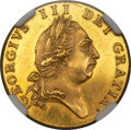 Great Britain: George III gold Proof 1/2 Guinea 1787 PR63 NGC