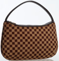 Luxury Accessories:Bags, Louis Vuitton Damier Sauvage Impala Pochette Tigre Bag. ...