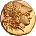 Ancients:Greek, Ancients: PTOLEMAIC KINGDOM. Ptolemy I Soter, as Satrap (323-305 BC). AV stater (18mm, 8.60 gm, 12h)....