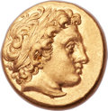 Ancients:Greek, Ancients: MACEDONIAN KINGDOM. Philip III Arrhidaeus (323-317 BC). AV stater (19mm, 8.55 gm, 1h). ...