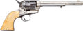 Handguns:Single Action Revolver, Colt Single Action Army Revolver Shipped to Schulyer, Hartley and Graham....