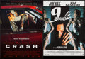 """Movie Posters:Drama, 9 ½ Weeks & Other Lot (UGC, 1986). French Petite (15.25"""" X 20.5"""", 15.5"""" X 21.25""""). Drama.. ... (Total: 2 Items)"""