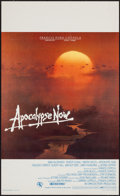 "Movie Posters:War, Apocalypse Now (Elan Film, 1979). Belgian (12.75"" X 21.25""). War....."