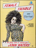 "Movie Posters:Comedy, Female Trouble (Sinfonia Films, 1984). French Grande (46"" X 62""). Comedy.. ..."