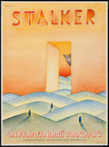 "Movie Posters:Science Fiction, Stalker (Mosfilm, 1981). French Petite (15.5"" X 21""). ScienceFiction.. ..."