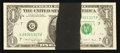 Error Notes:Ink Smears, Fr. 1915-G $1 1988A Federal Reserve Note. About Uncirculated.. ...