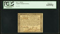 Colonial Notes:Virginia, Virginia May 1, 1780 $2 PCGS Choice New 63PPQ.. ...