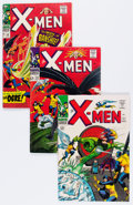 Silver Age (1956-1969):Superhero, X-Men Group (Marvel, 1966-68) Condition: Average FN-.... (Total: 14 Comic Books)