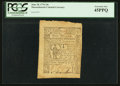 Colonial Notes:Massachusetts, Massachusetts June 18, 1776 24s PCGS Extremely Fine 45PPQ.. ...