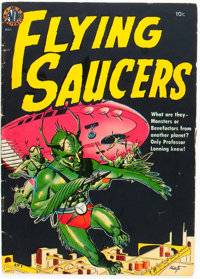 Flying Saucers nn (Avon, 1952) Condition: VG+