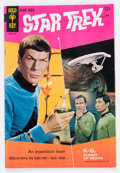 Silver Age (1956-1969):Science Fiction, Star Trek #1 (Gold Key, 1967) Condition: VG+....