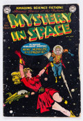 Golden Age (1938-1955):Science Fiction, Mystery in Space #1 (DC, 1951) Condition: GD/VG....
