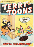 Golden Age (1938-1955):Funny Animal, Terry-Toons Comics #2 (Timely, 1942) Condition: VG-....