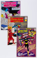 Silver Age (1956-1969):Superhero, Detective Comics Group (DC, 1959-69) Condition: Average VG.... (Total: 31 Comic Books)