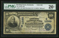 National Bank Notes:Kentucky, Bowling Green, KY - $10 1902 Plain Back Fr. 633 The Liberty NB Ch.# (S)11589. ...