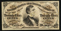 Fractional Currency:Third Issue, Fr. 1291 25¢ Third Issue About New.. ...