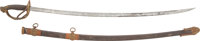 Magnificent, High Grade, Tiffany & Co. M1860 Cavalry Officer's Saber, identified to Captain James C. Robinson