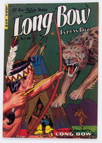 Long Bow #1 (Fiction House, 1951) Condition: FN+
