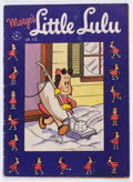 Golden Age (1938-1955):Humor, Marge's Little Lulu #1 (Dell, 1948) Condition: VG....