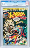 Bronze Age (1970-1979):Superhero, X-Men #94 (Marvel, 1975) CGC NM 9.4 Off-white pages....