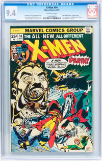 X-Men #94 (Marvel, 1975) CGC NM 9.4 Off-white pages