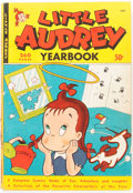 Golden Age (1938-1955):Humor, Little Audrey Yearbook #nn (St. John, 1950) Condition: VG....