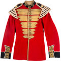 Militaria:Uniforms, Coldstream Guards Musician's Uniform, Circa Mid-20th Century....