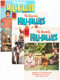 Beverly Hillbillies File Copy Group (Dell, 1964-71) Condition: Average NM-.... (Total: 35 Comic Books)