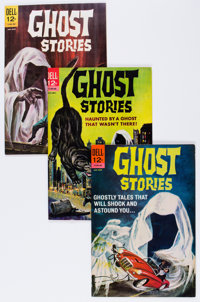 Ghost Stories File Copy Group (Dell, 1964-73) Condition: Average VF/NM.... (Total: 71 Comic Books)