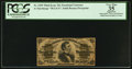 Fractional Currency:Third Issue, Fr. 1299 25¢ Third Issue PCGS Apparent Very Fine 35.. ...