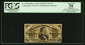 Fractional Currency:Third Issue, Fr. 1299 25¢ Third Issue PCGS Apparent About New 50.. ...