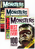 Magazines:Horror, Famous Monsters of Filmland Group (Warren, 1961-71) Condition: Average VG/FN.... (Total: 11 Comic Books)